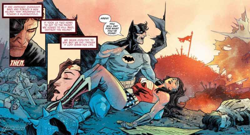Quem são os Cavaleiros das Trevas - Batman - Noites de Trevas - Metal - Merciless - Blog Farofeiros