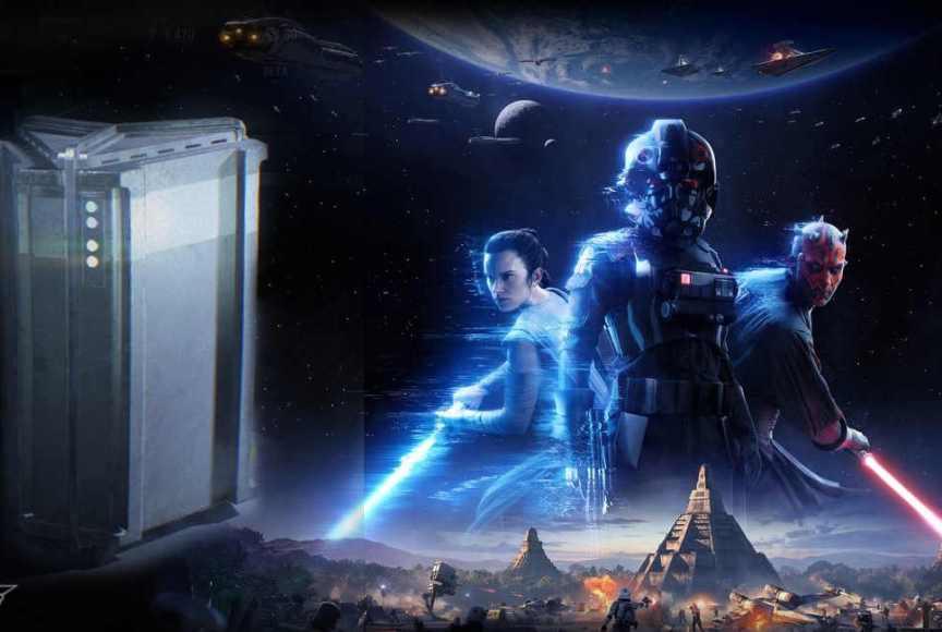 Caixas de Itens - Star Wars Battlefront 2
