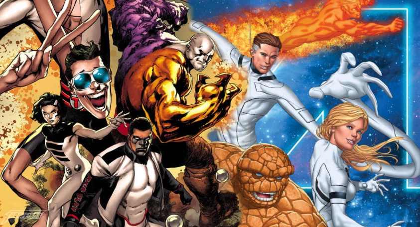 O Multiverso Sombrio da DC é a Marvel - The Terrifics - Fantastic Four - Quarteto Fantastico