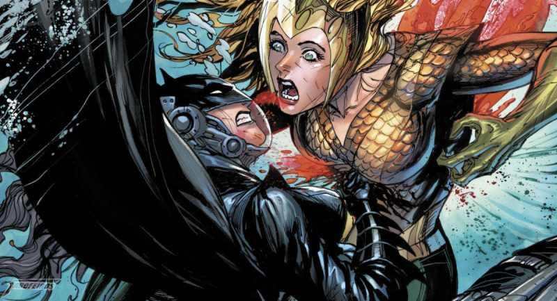 Quem são os Cavaleiros das Trevas - Batman - Noites de Trevas - Metal - Drowned - Blog Farofeiros