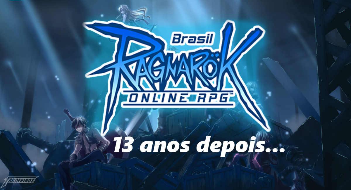 Ragnarok Online 13 anos depois