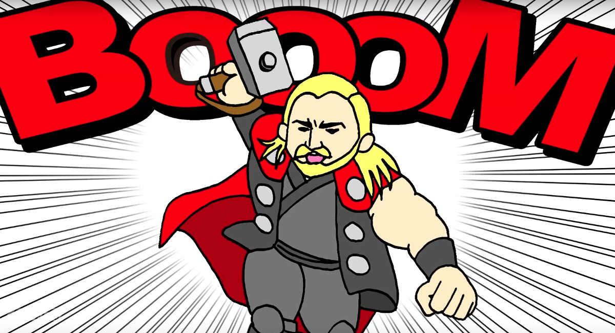 Chibi Thor