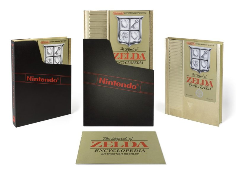 Enciclopédia de Zelda - The Legend of Zelda Encyclopedia Deluxe Edition - Blog Farofeiros