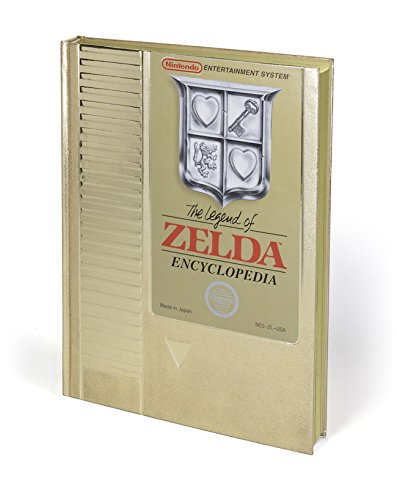 Enciclopédia de Zelda - The Legend of Zelda Encyclopedia Deluxe Edition