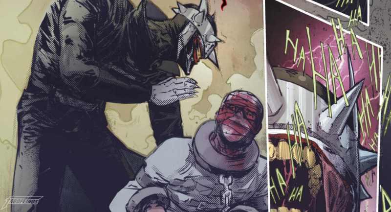 Quem são os Cavaleiros das Trevas - Batman - Noites de Trevas - Metal - The One How Laugh - O Batman que ri - Blog Farofeiros