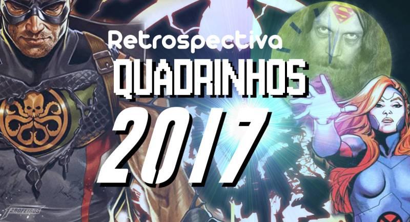 Retrospectiva Quadrinhos 2017