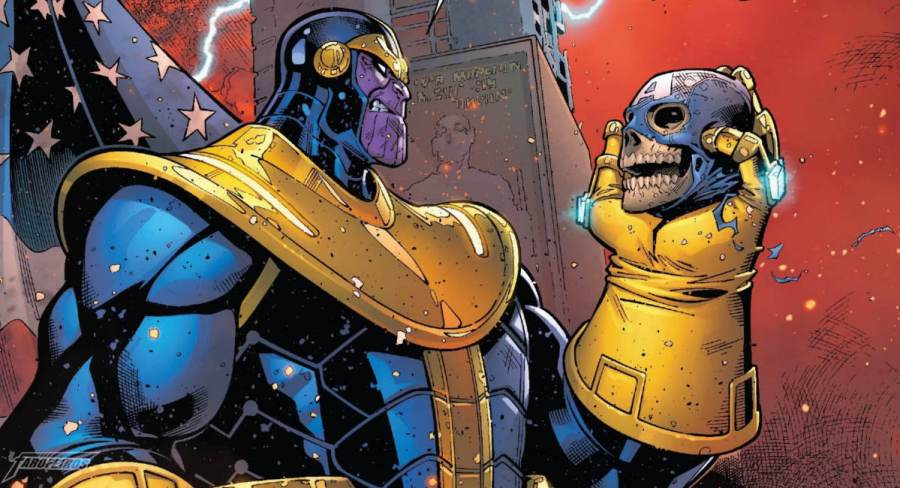 Quem é o mais forte da Marvel Comics - Blog Farofeiros - Thanos