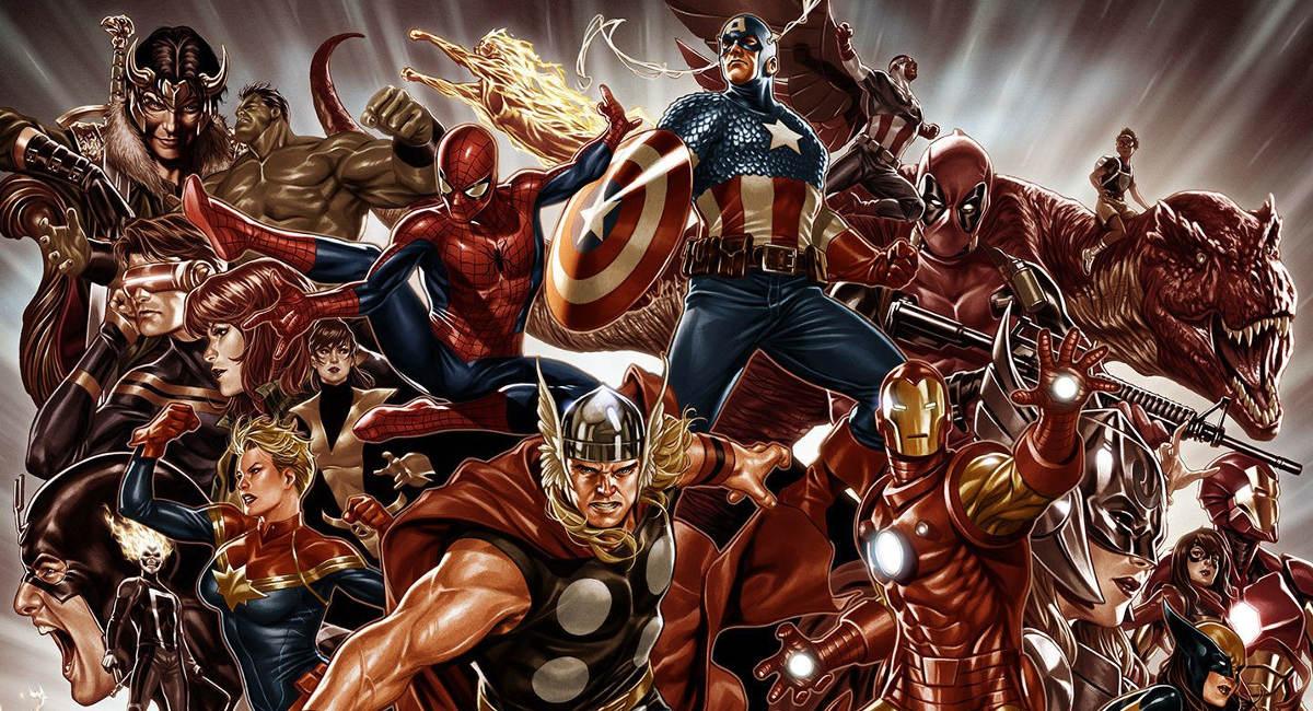 Quem é o mais forte da Marvel Comics Versão 2018
