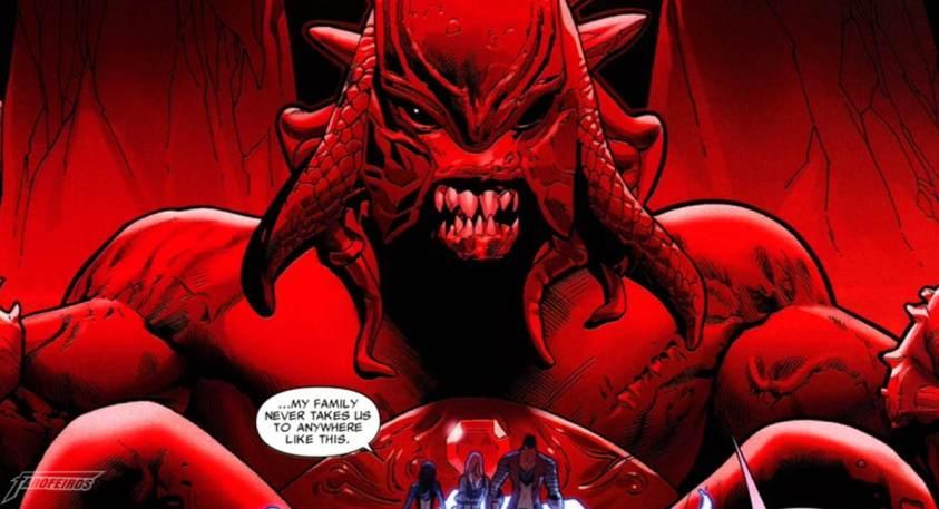 Quem é o mais poderoso da Marvel Comics - Cyttorak - Blog Farofeiros