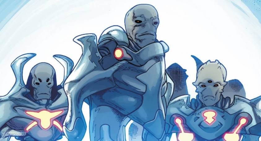 Quem é o mais poderoso da Marvel Comics - Os Beyonders - Blog Farofeiros