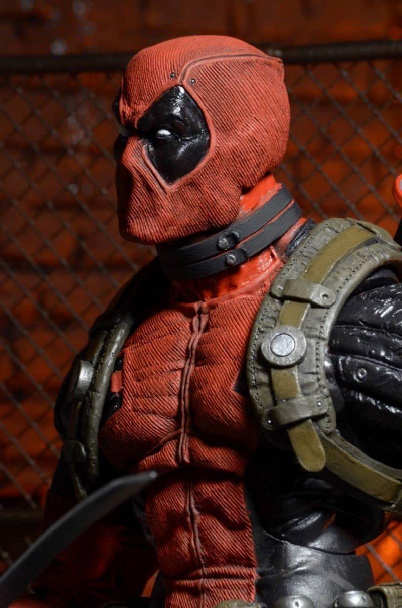 Ultimate Deadpool da NECA