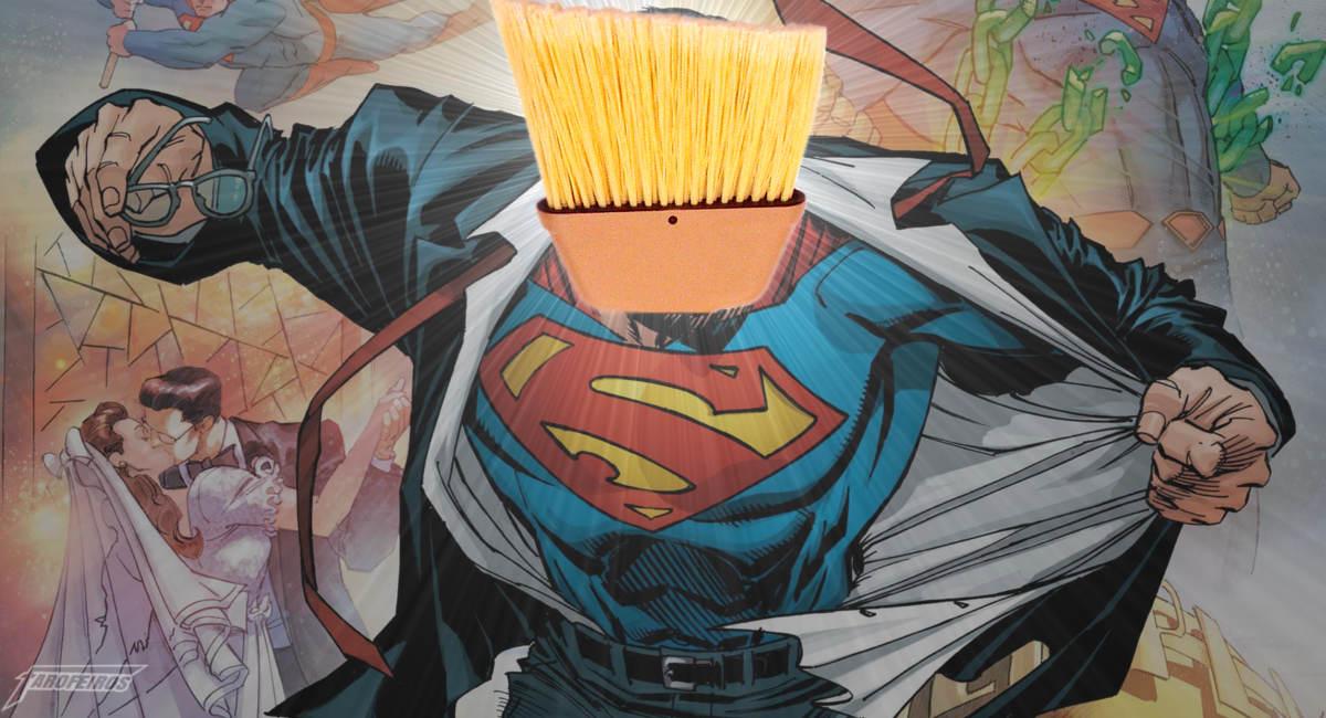 Vassoura da DC Comics