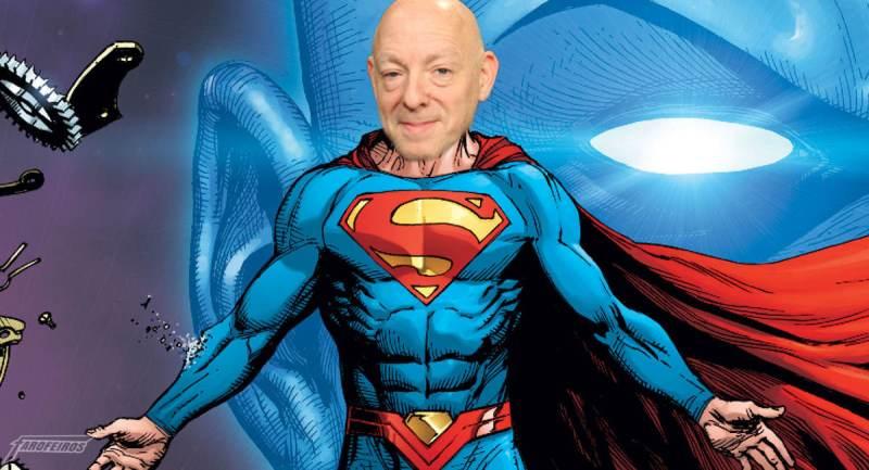 Brian Michael Bendis escreverá o Superman