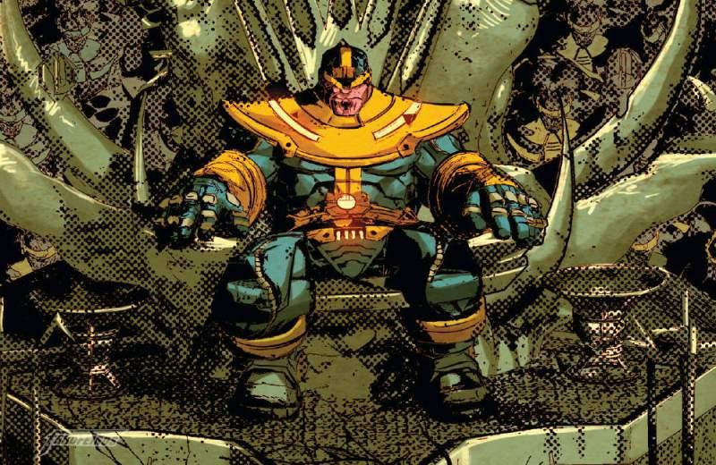 Contagem Infinita Prime - Thanos