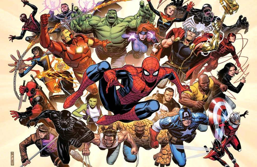 Novo começo para a Marvel em 2018