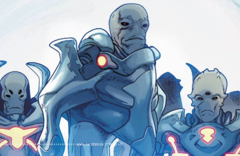 Quem é o mais poderoso da Marvel Comics - Beyonder - 1 - Blog Farofeiros