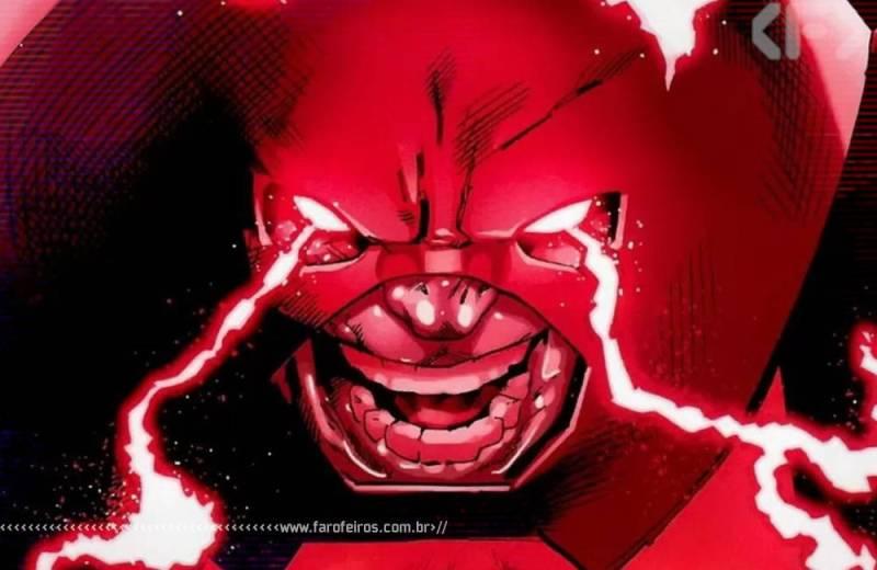 Quem é o mais poderoso da Marvel Comics - Fanático com o poder de Cyttorak - Blog Farofeiros