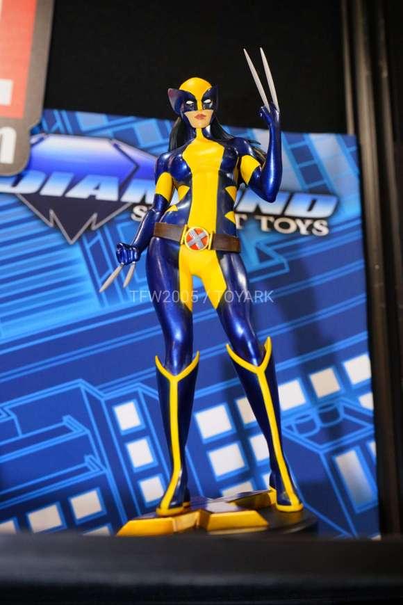 Toy Fair 2018 - Diamond Select - Wolverine