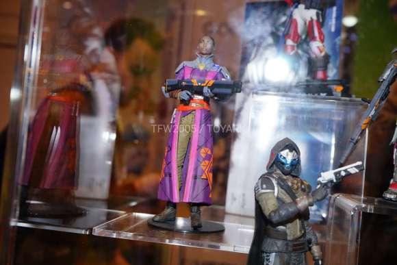 Toy Fair 2018 - McFarlane Toys - Destiny 2