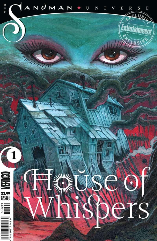 Conheça Sandman Universe com Neil Gaiman - 3 - Casa dos Sussurros