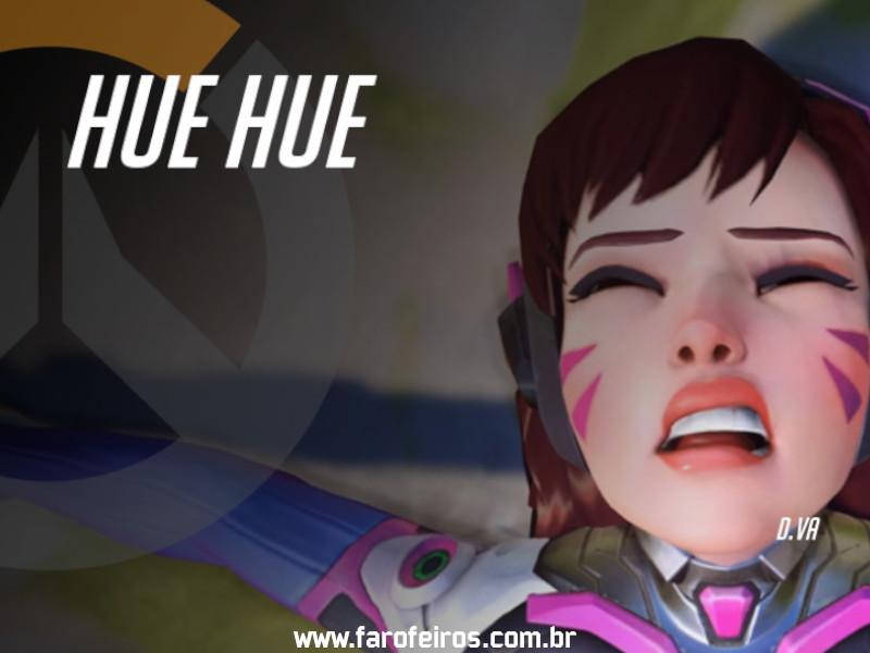 D.Va - DES Motivação de Overwatch - Blog Farofeiros