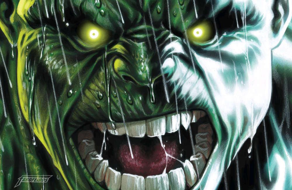 Hulk voltou dos mortos