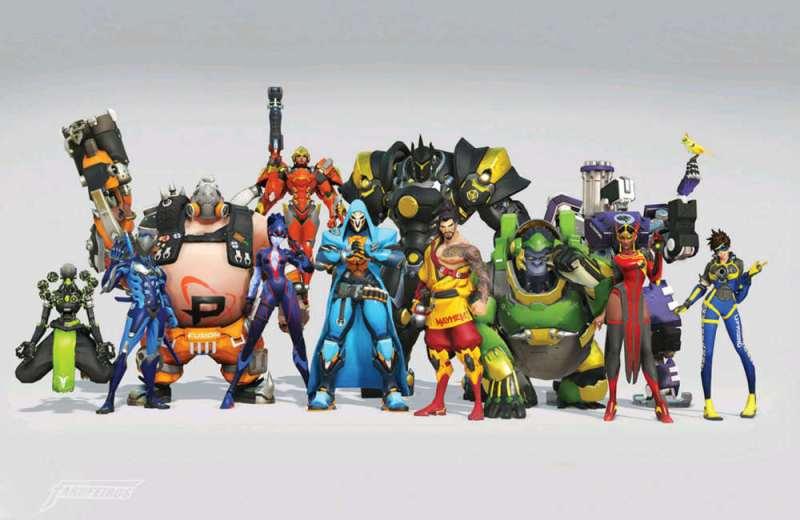 Overwatch League - Skins