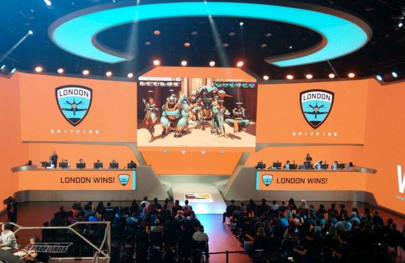 Overwatch League - Stage