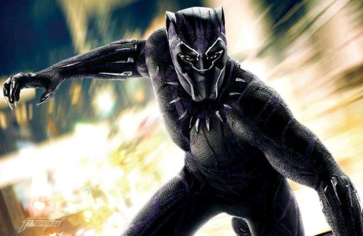 Pantera Negra - Escrita de Wakanda - Blog Farofeiros -  - Agenda dos filmes Marvel e DC