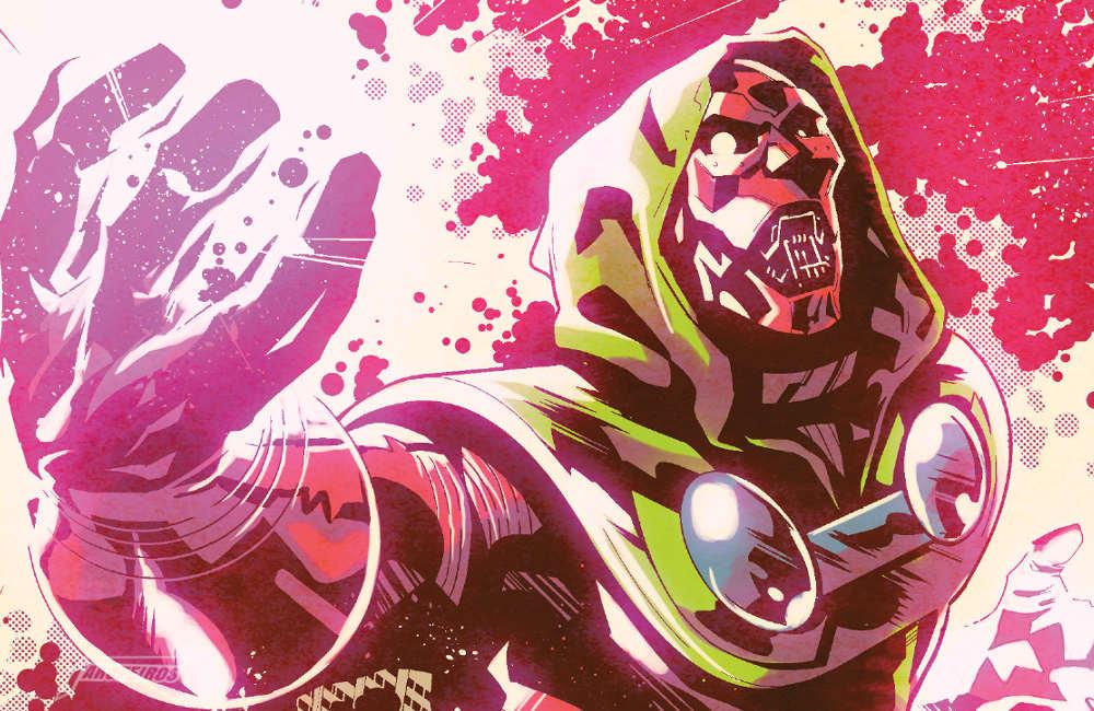 Tem início a busca pelo Quarteto Fantástico - Destino Galactus
