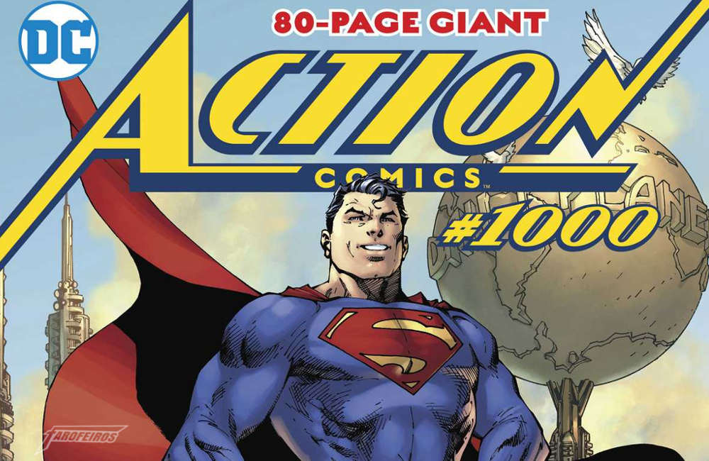 Action Comics #1000 - Capa