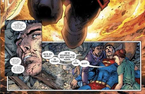 Action Comics #1000 - Superman e a cueca vermelha da esperança - Blog Farofeiros