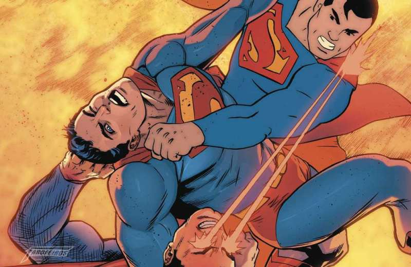 Action Comics #1000 - Superman contra Superman - Blog Farofeiros