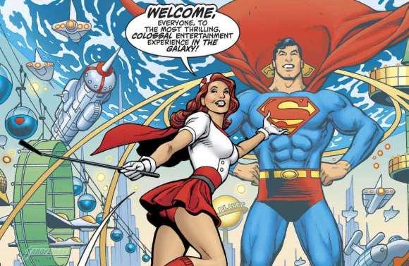 Action Comics #1000 - Superman na Actionland - Blog Farofeiros