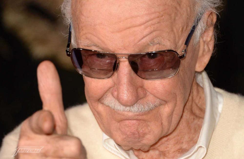 O que está acontecendo com Stan Lee