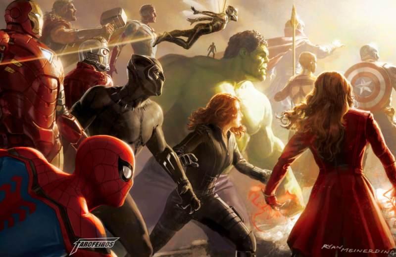 Review de Vingadores: Guerra Infinita COM SPOILERS
