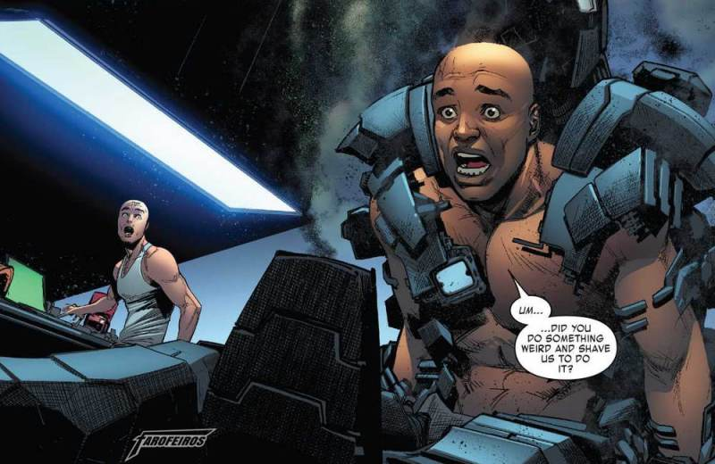 Iron Man #600 - Homem de Ferro - Máquina de Combate vive