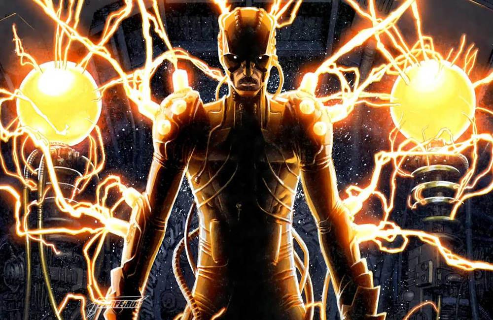 Leonardo Da Vinci da Marvel Comics - Nikola Tesla - Night Machine - Máquina Noturna