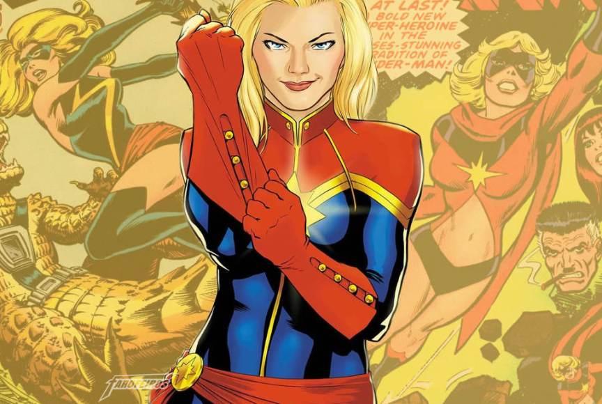 Quem é a Capitã Marvel - Carol Danvers
