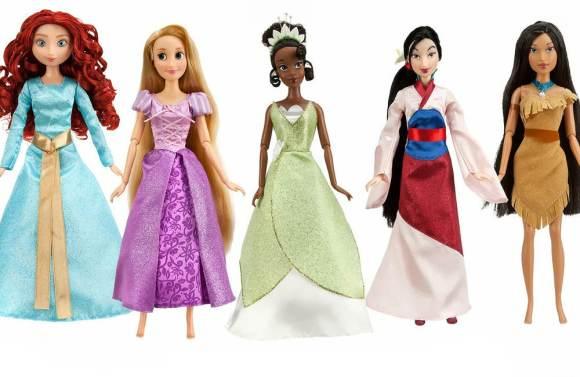 Documentários e séries para colecionadores no Netflix - 04 - Barbie - Princesas Disney