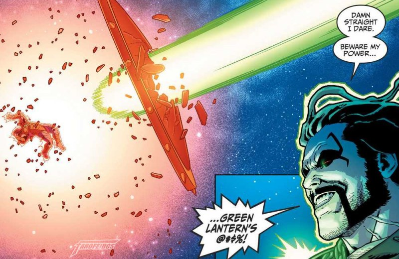 Lobo de Lanterna Verde - Injustice 2 #63