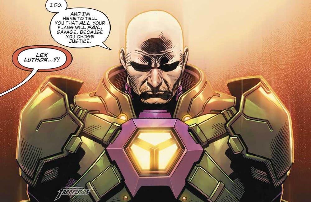 Review de Justice League #1 - Liga da Justiça - Arte de Jim Cheung
