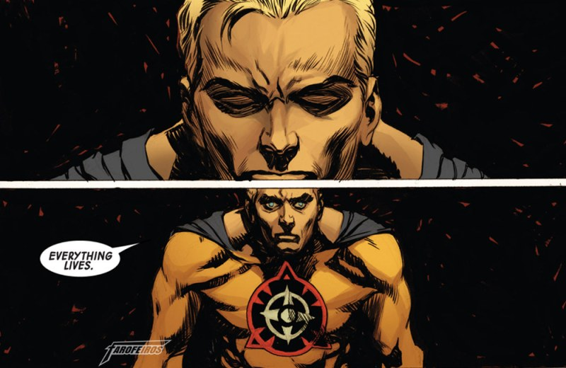 Tudo Morre - Tudo Vive - Deus Sol - Sun God - Marvel Comics