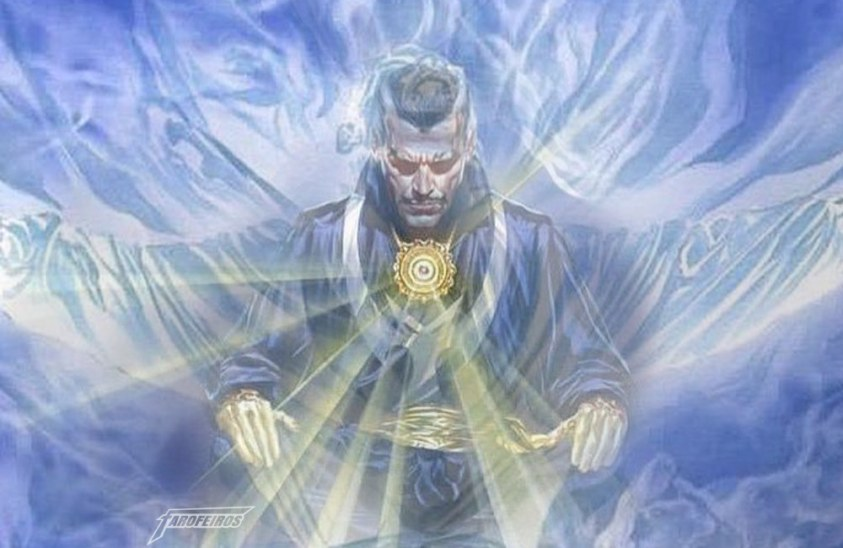 Doutor Estranho - Alex Ross - Steve Ditko foi um gênio