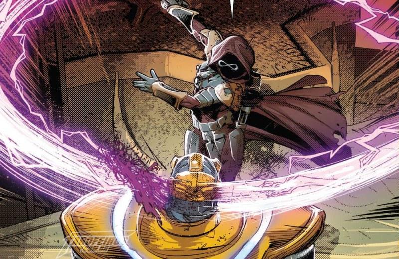 Morte em Infinity Wars Prime #1 - Thanos e Requiem