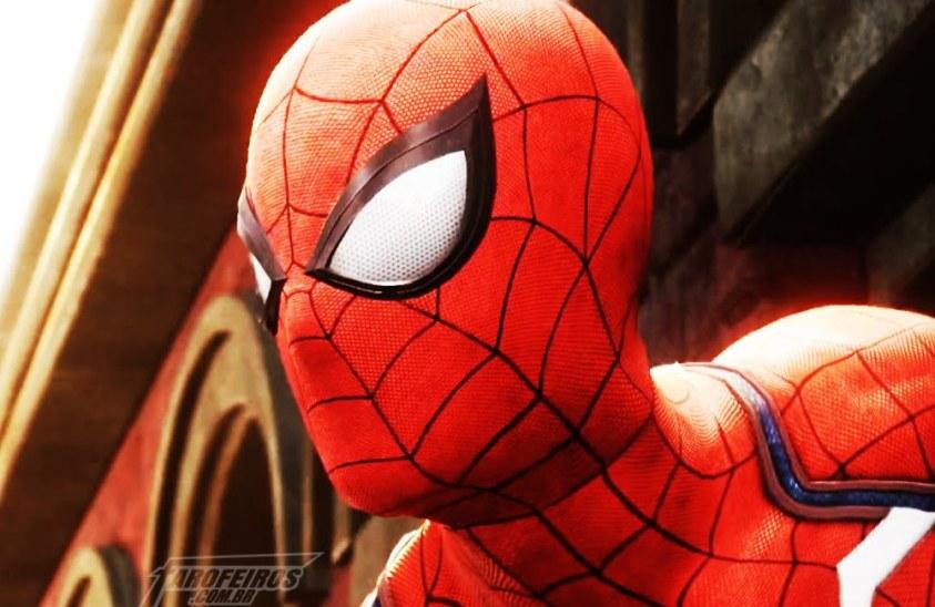 O melhor da Marvel na SDCC 2018 - Homem Aranha - Spiderman PS4 - Sony e Microsoft contra o Google - Blog Farofeiros