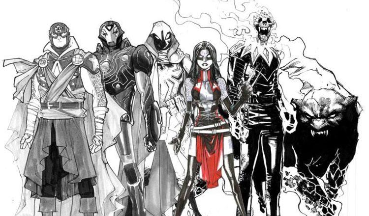 Gamora faz o impensável em Infinity Wars #2 - Carlos Pacheco - Marvel Comics - Infinity Warps - FAROFEIROS COM BR