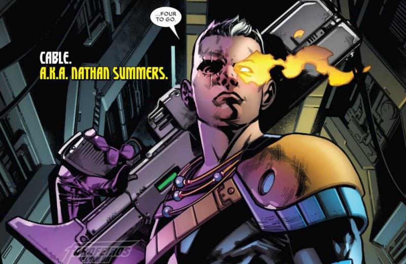 Mataram o Cable - Extermination - Extermínio - X-Men - Marvel Comics - Novo Cable - FAROFEIROS COM BR