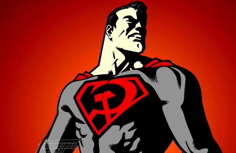 URSAL - Superman Red Son - FAROFEIROS COM BR