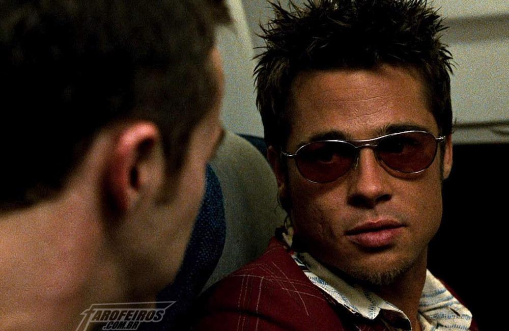 Clube da Luta - Blog Farofeiros - Brad Pitt - Tyler Durden - 02